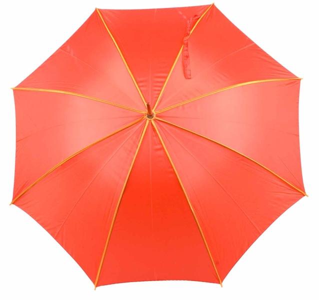 Umbrella With Chrome Color
